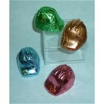 Small Foiled Chocolate Hard Hats
