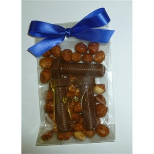Chocolate Nuts & Bolts