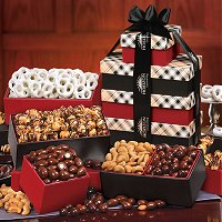 Gourmet Gift Tower of Treats
