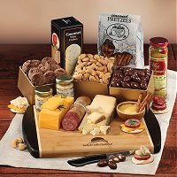 Smoked Turkey, Ham and Cheese and Sausage Gifts